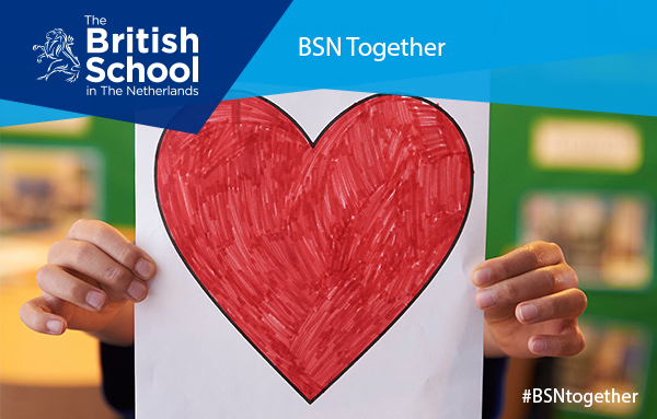 Keep in touch with the Community via #BSNtogether on Twitter