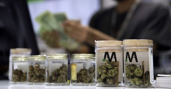 Suburban voters give thumbs up to recreational weed sales in their hometowns