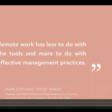 Watch: How to Manage a Remote Team Well