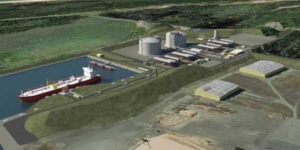 Federal regulators approve Jordan Cove LNG project in Coos Bay and 230 mile feeder pipeline