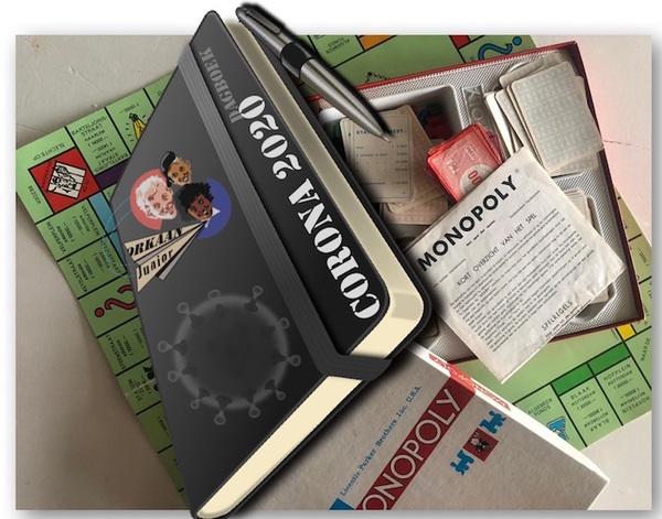 "Search results for ""corona dagboek"" | De Orkaan Junior"