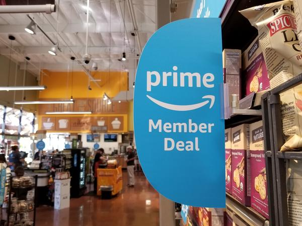 Amazon Prime Pantry temporarily closes as online shopping surges amid coronavirus outbreak