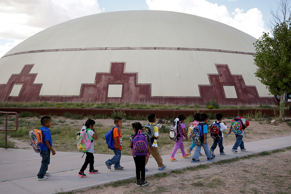 Emergency coronavirus funds for American Indian health stalled
