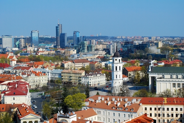 Out with the old, in with the new: A bird's eye view of the startup ecosystem in Vilnius, Lithuania