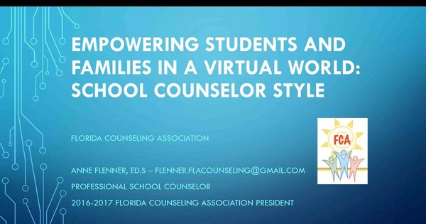 Webinar: Empowering Students and Families in a Virtual World
