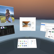 VR-OS: A new operating system beyond the limits of your monitor