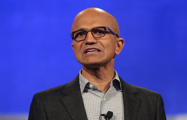Microsoft CEO Satya Nadella to employees on coronavirus crisis: 'There is no playbook for this'