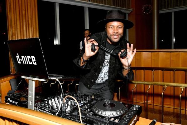 DJ D-Nice Hosts 10-Hour, Social Distancing Dance Party On Instagram Live