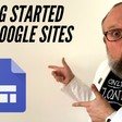 How to Create a Website Using Google Sites (in under 10 mins)