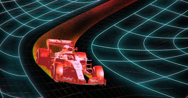 Virtual F1 and NASCAR events are filling the gap left by canceled races