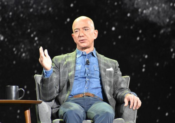 Internal memo: Jeff Bezos tells Amazon employees he's 'wholly focused' on the COVID-19 crisis