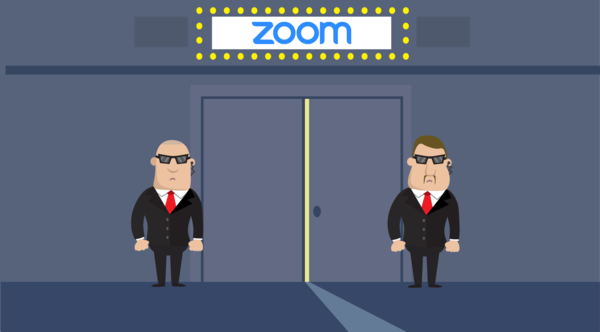 How to Keep the Party Crashers from Crashing Your Zoom Event