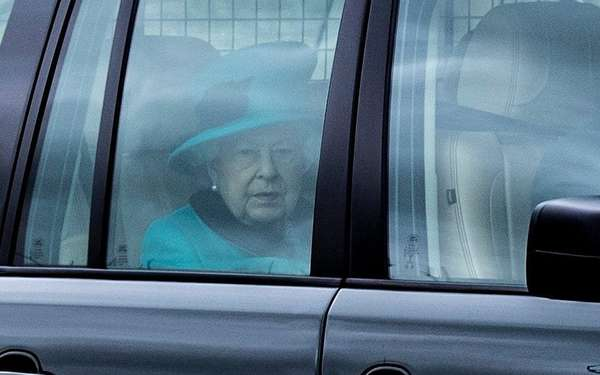 Queen keeps in touch with family with video calls from Windsor during coronavirus crisis