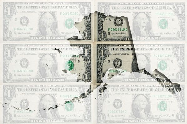 Pressed by coronavirus and falling oil prices, Alaska is running out of available cash