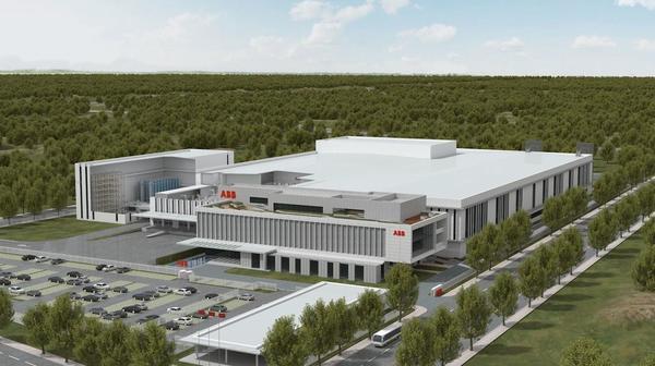 Work resumes on robotics plant in China