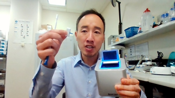 Canada's Spartan Bioscience Developing Portable COVID-19 Test