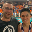 Making history: Jones senior Jaden Olson is the Public League's first boys state champion swimmer in 68 years