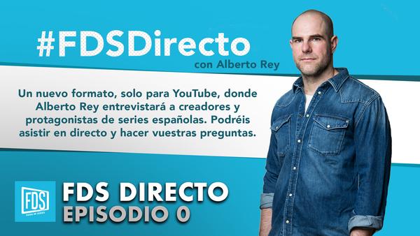 Estrenamos FDS Directo, un nuevo formato de entrevistas en YouTube