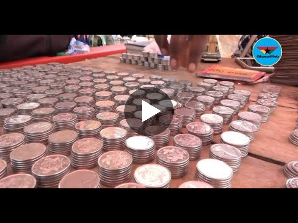 A day in the life of the coin merchant