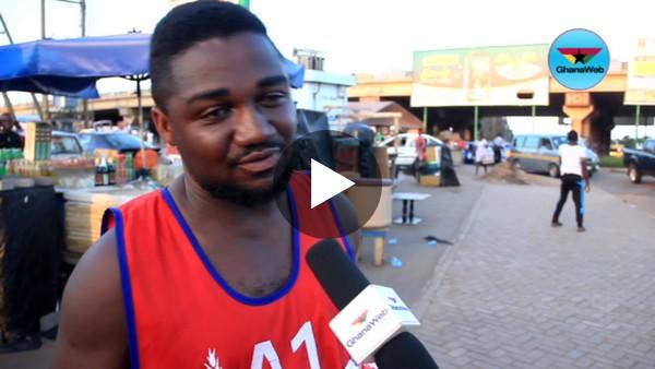 Meet the bread seller who was 'mocked' by John Dumelo