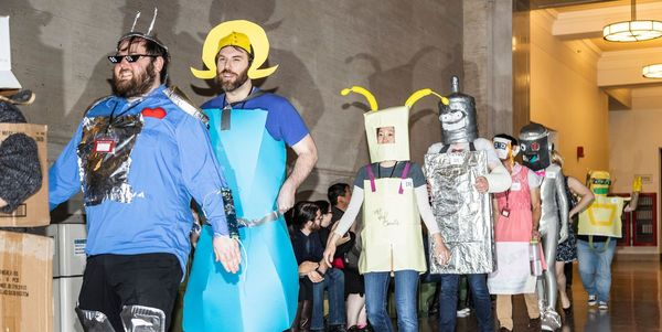 Pancakes, Euphoria, and a Robot Parade: Inside MIT's Grueling Puzzle Competition