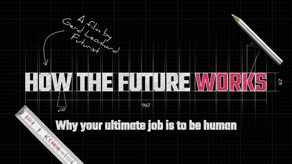Don't miss my new film at www.howthefutureworks.tv