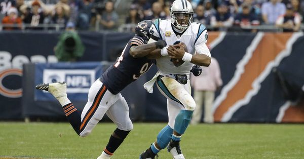 Should the Bears have waited for Cam Newton?