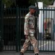 SANDF preparing to support police during lockdown   eNCA