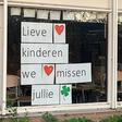 Mooi bericht van basisschool De Klimboom