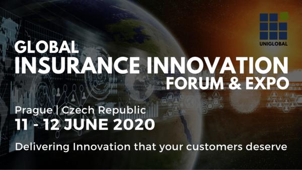 Global Insurance Innovation Forum & Expo - Prague, Czech Republic