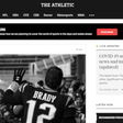 The Athletic offers new users a free 90-day trial during the coronavirus crisis