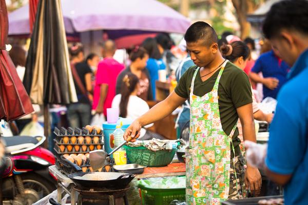 Sogar in Ayutthaya kann man die ganze Geschichte noch schmecken...