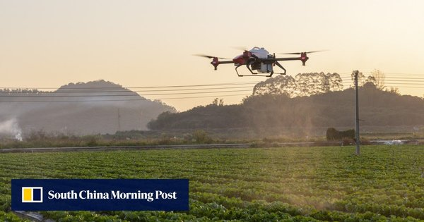 UK university study identifies Chinese drone maker XAG as best fit for disinfection operations to fight coronavirus spread
