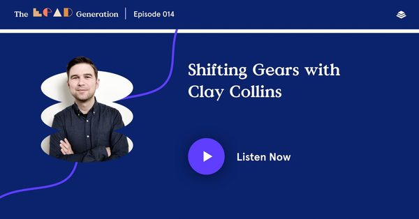 Shifting Gears, an interview with Clay Collins