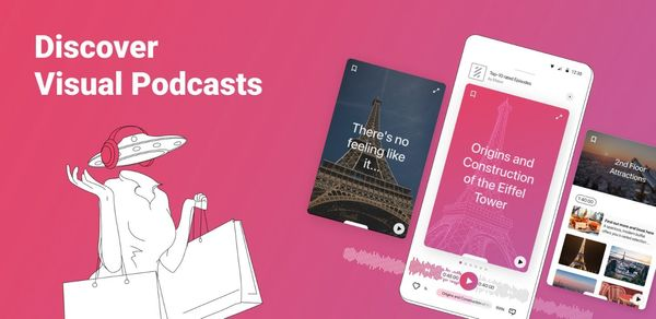 Beta Apps for listening to podcasts with visuals, installing APK bundles, DNA testing, and more
