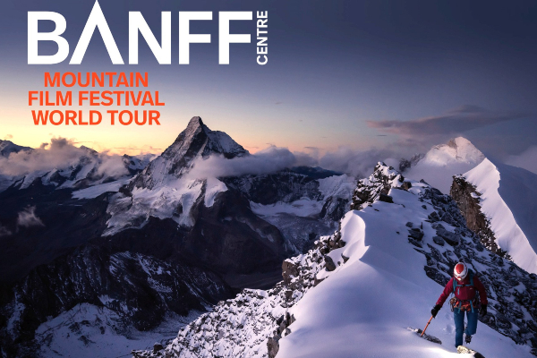 Hours of free Banff Mountain Film Festival films