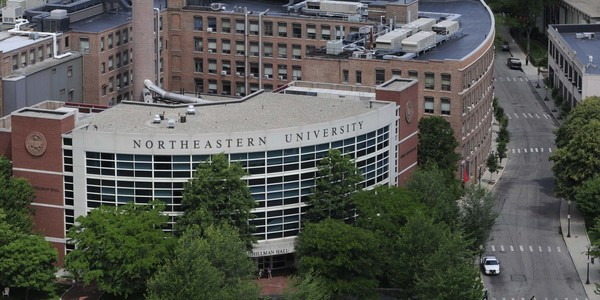 Northeastern University in Boston