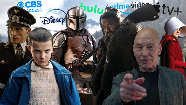 HBO Now surges 40%, Disney+ sees gains, reflecting coronavirus' streaming impact | Syfy