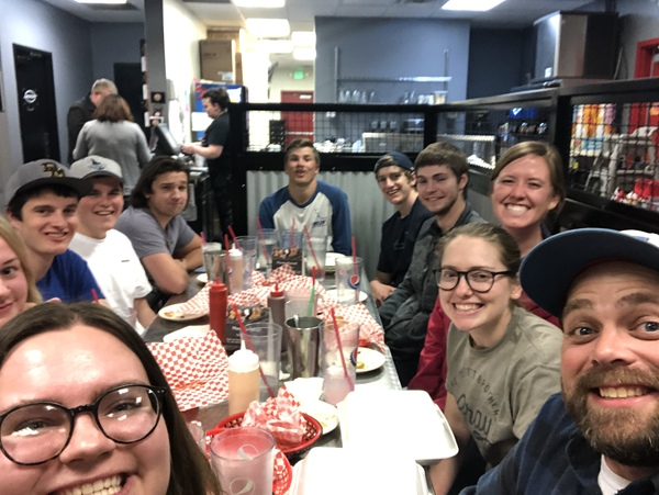 March Freshmen Fellowship