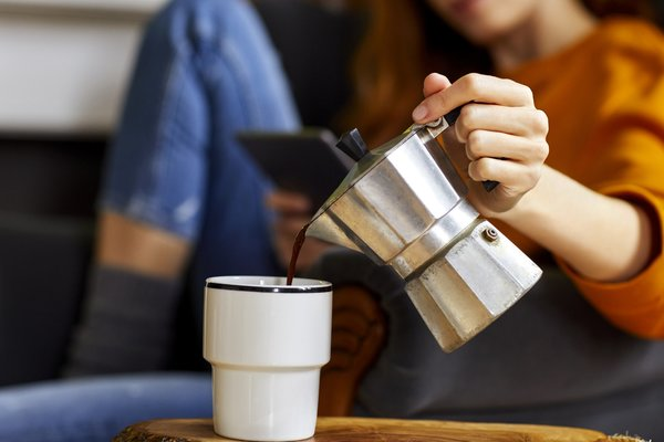 4 Cups a Day: 4 Surprising Health Benefits of Drinking That Much Coffee