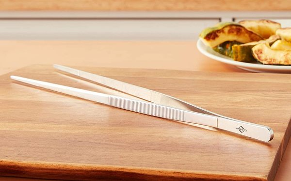 A not-so-homely tool: kitchen tweezers