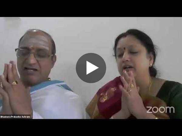 Vasanta Navaratri Devi Mahatmyam Parayanam - Day 8