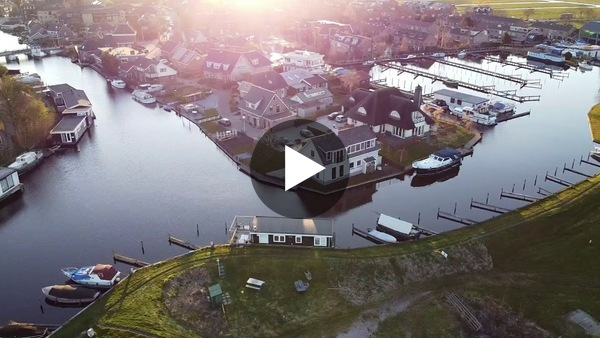 "HOOGMADE - Dronevlucht door ""Varen Dave"" (video)"