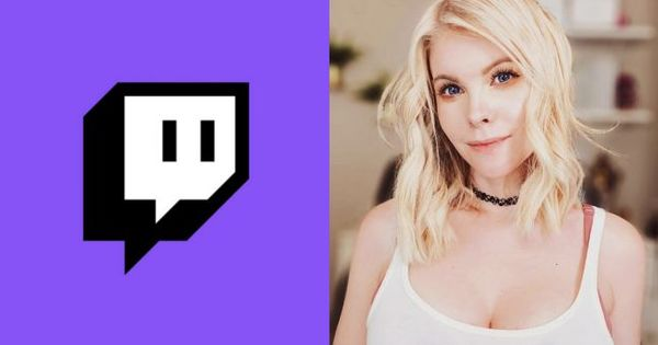 Streamer accuses Twitch of sexism after ban for her clothing