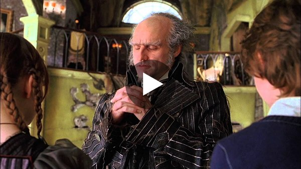 Lemony Snicket's A series of Unfortunate Events - Trailer