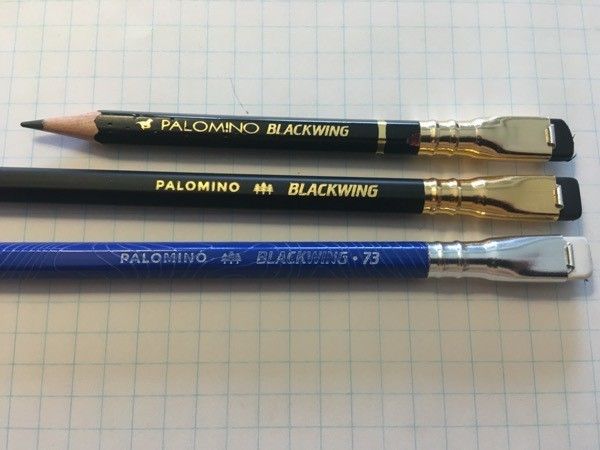 Too Many Words about Blackwing Pencils