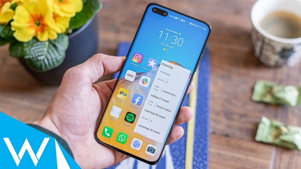 Huawei P40 Pro review | Heerlijke hardware | WANT
