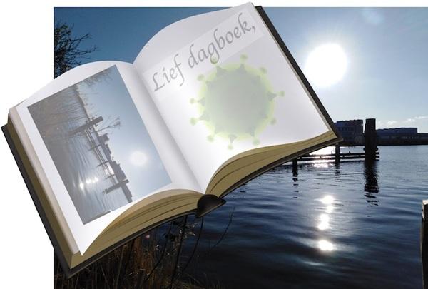 klik op de foto om bij het dagboek te komen