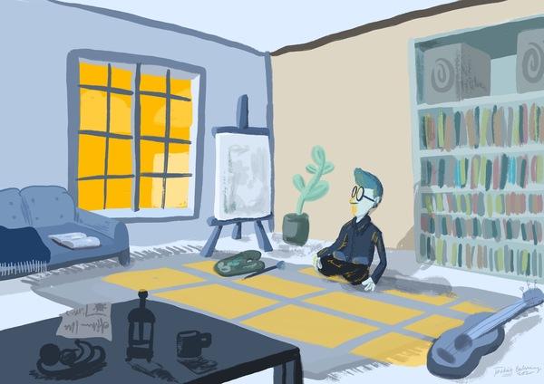 Endelig tid til overs til å lære noe nytt! Meditasjon? Fransk? Gitar? Nietzsche?