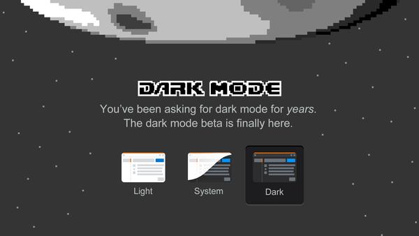 Building dark mode on Stack Overflow